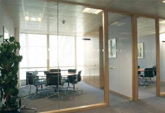 wooden-frame-glass-partitions